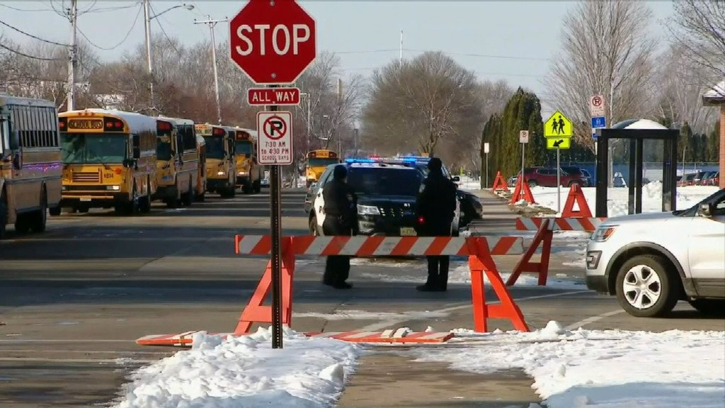Teen charged with attempted murder in school officer attack