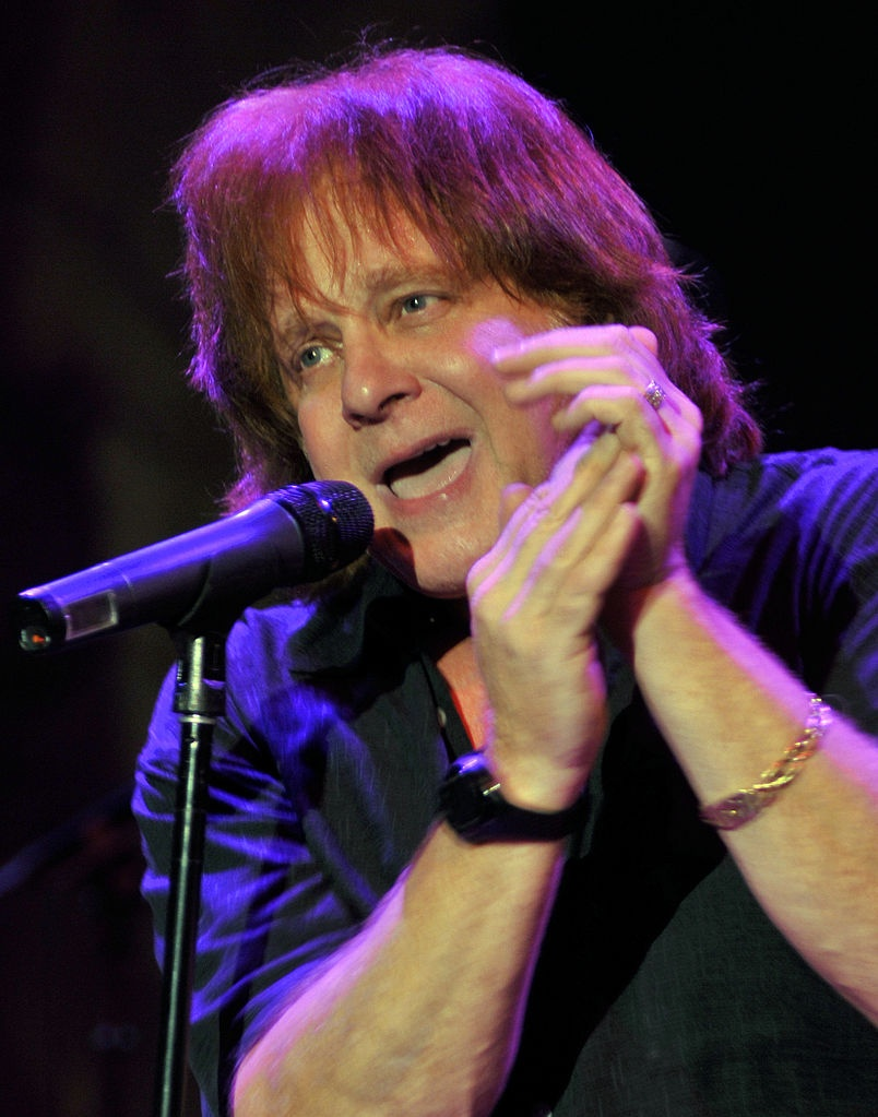 Family: Eddie Money, 'Two Tickets to Paradise' singer, dies