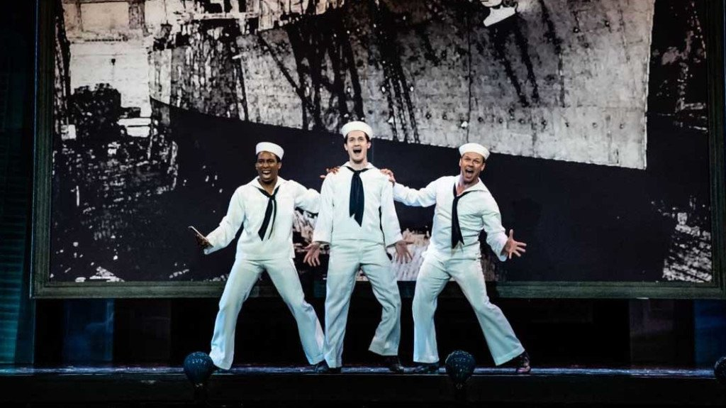 Capital City Theatre goes all out with 'On the Town'