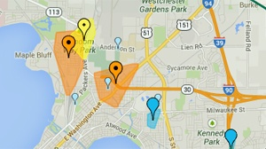 Power outage affected Madison's east side, campus