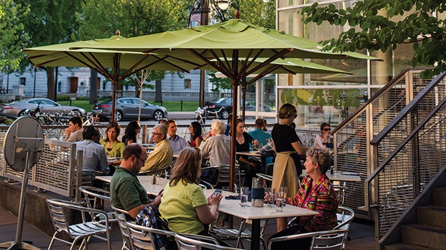 From rosé to beer, Madison's summertime drink scene is in full swing this week