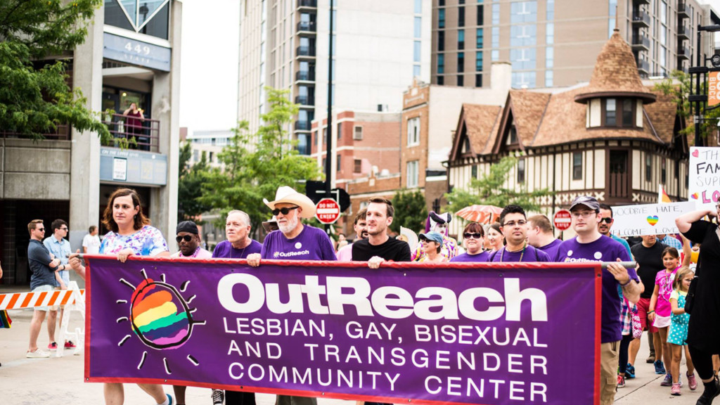Madison's LGBTQ community doesn't only express pride in June