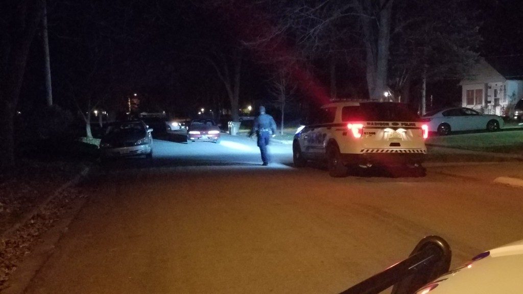 Officers investigate report of shots fired on Madison's north side