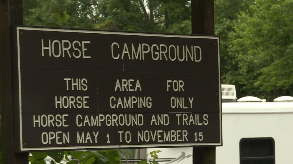Fundraising begins for new equestrian campground