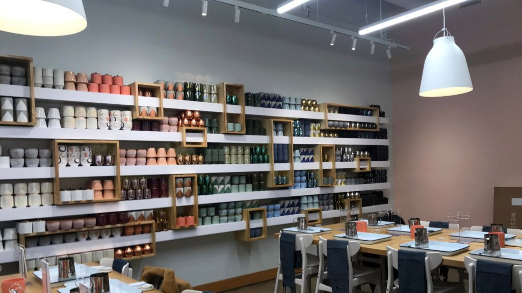 Pour your own candle at one of Hilldale's newest businesses