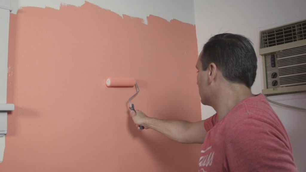 Consumer Reports: How to paint a wall