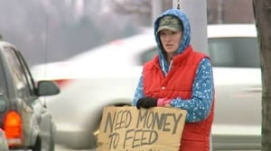 Panhandling pays well as Madison cracks down on begging