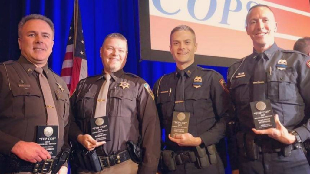 First responders who responded to Paradigm shooting recognized in Washington