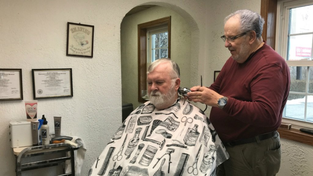 Park Street barber says 'Good Bye' after 51-year career