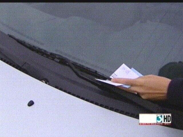 State officials warn of fake parking tickets