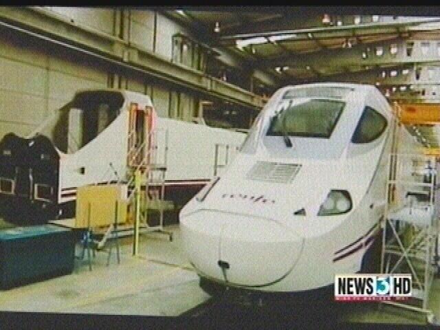 Train manufacturer Talgo sues Wisconsin