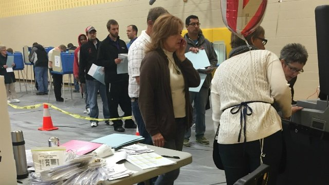 Sun Prairie polling location almost runs out of ballots