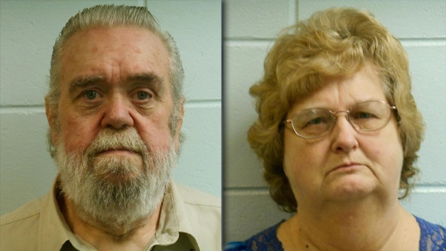 Mauston couple arrested for stealing money from charity event