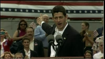 Ryan makes campaign stop at Iowa State Fair