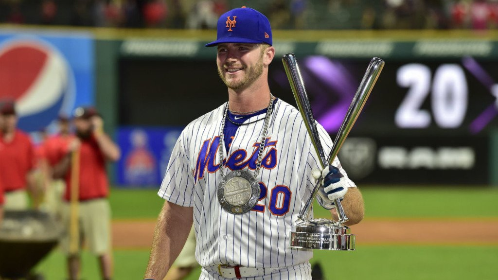 Former Madison Mallard Pete Alonso named NL Rookie of the Year