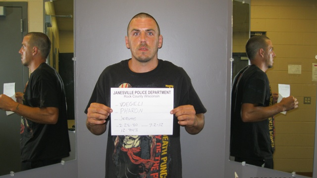 Janesville man arrested on 4th OWI charge