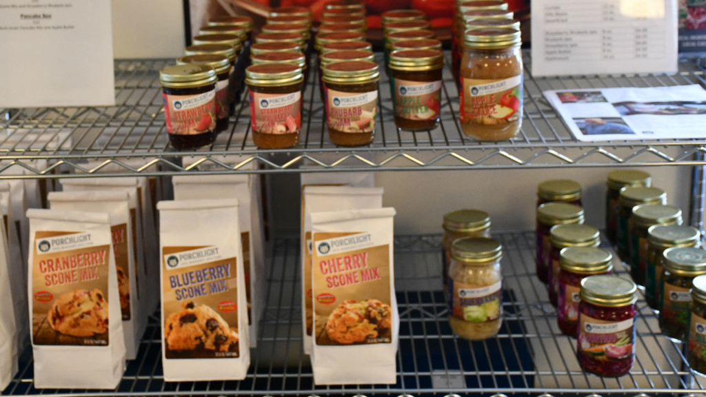 Porchlight provides more than housing services through its food program