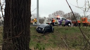Crashes involving county highway trucks concern county officials