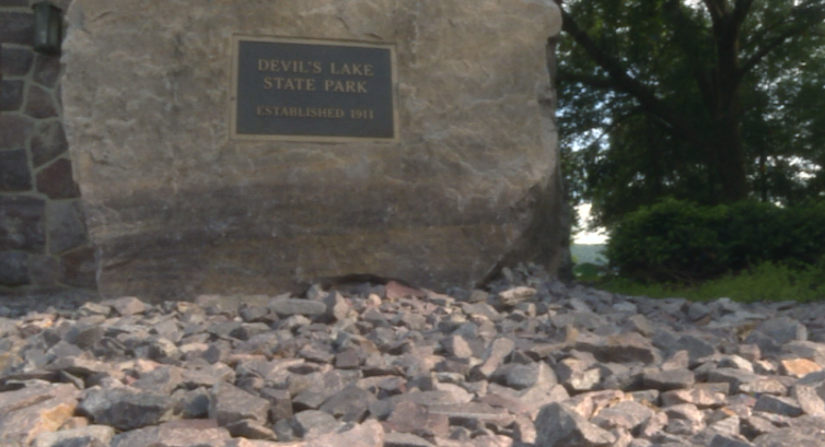 'I've always enjoyed the outdoors': Man's vision will turn into reality at Devil's Lake State Park
