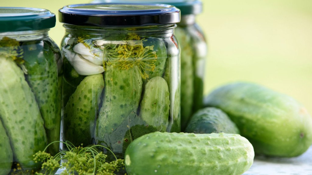 Tuesday is National Pickle Day