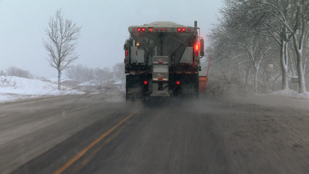 All Madison streets to be plowed
