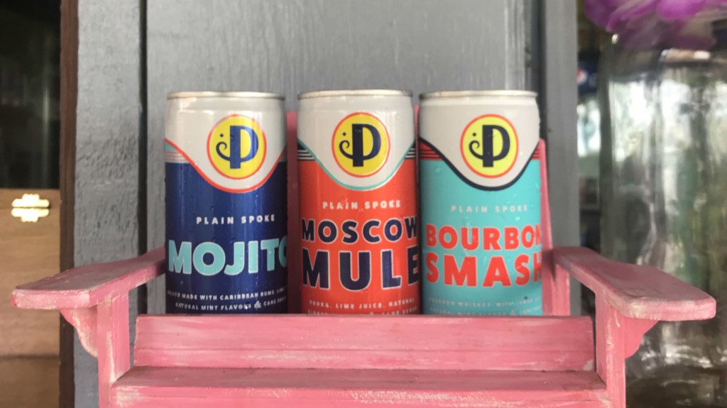 Mojito makes three in Plain Spoke's canned cocktail collection