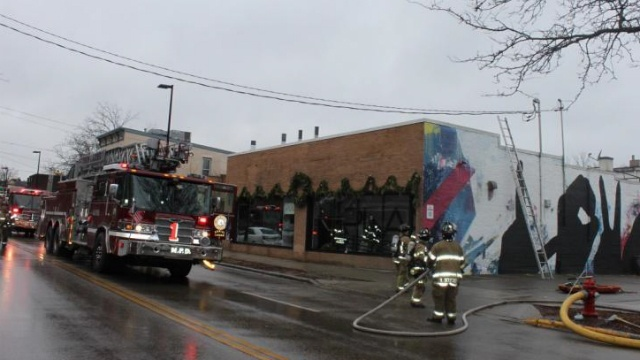 Observant construction workers help limit fire damage at Plan B Nightclub