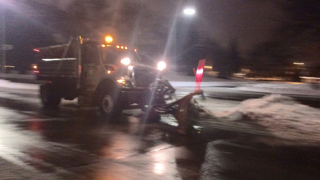All Madison residential streets to be plowed Tuesday