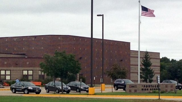 Police: Blunt instrument used to injure teen in high school fight