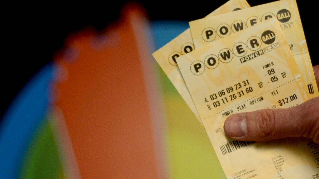 Us Powerball Tickets