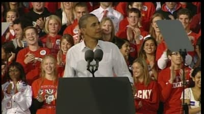 Obama coming to Madison day before election