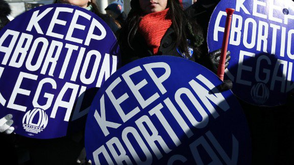 Wineke: Perhaps we should take abortion seriously