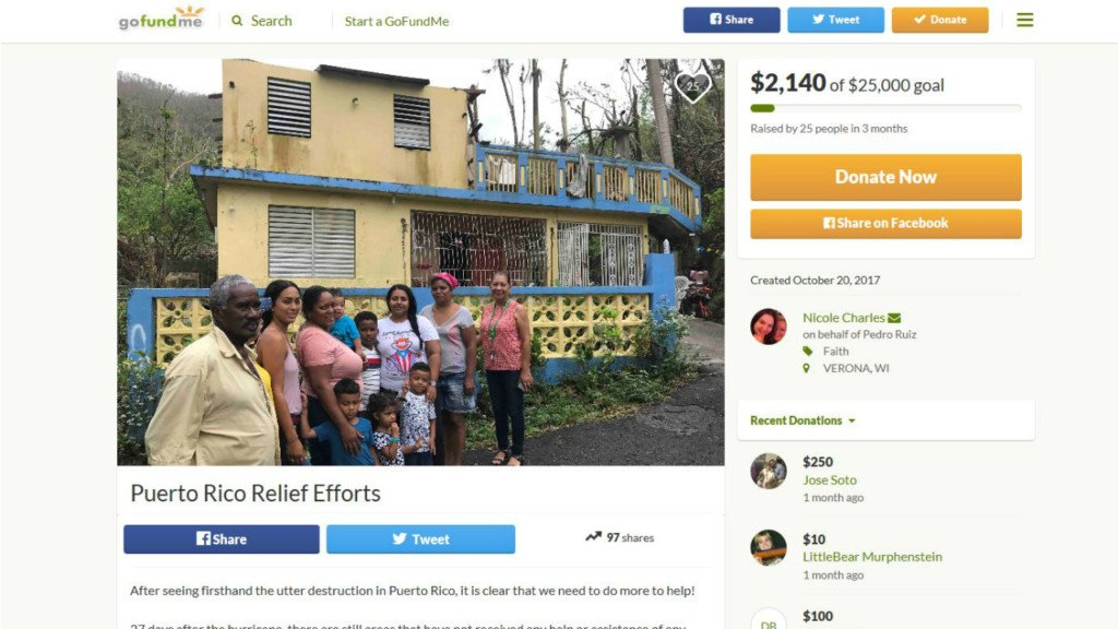 Madison businesses need help shipping supplies to Puerto Rico