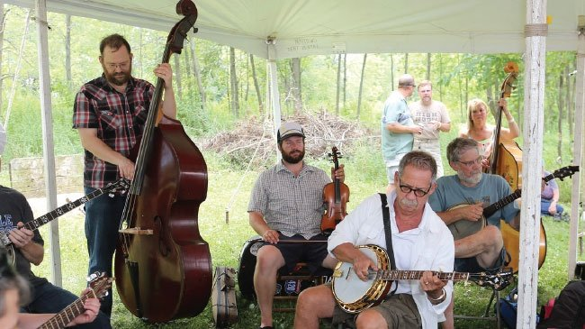 Sugar Maple Music Fest is in tune with tradition