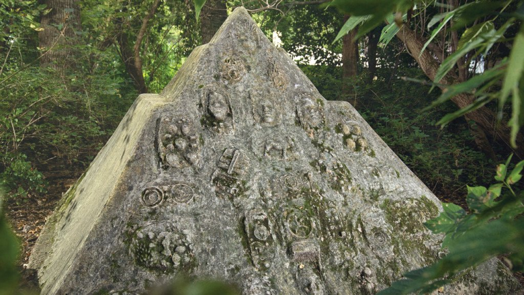 Uncovering the mystery surrounding the origins of the perplexing pyramid at Hoyt Park