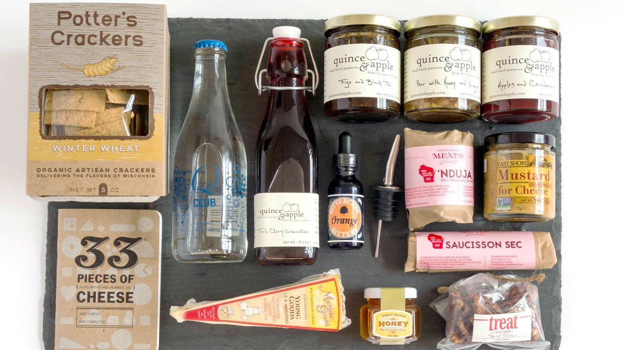 32 Food Gifts Made In Madison