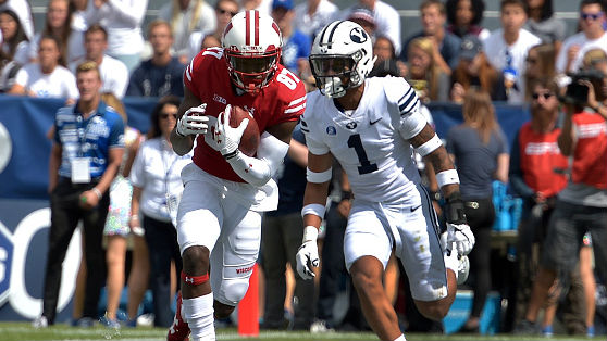 Wisconsin football team would welcome back Quintez Cephus