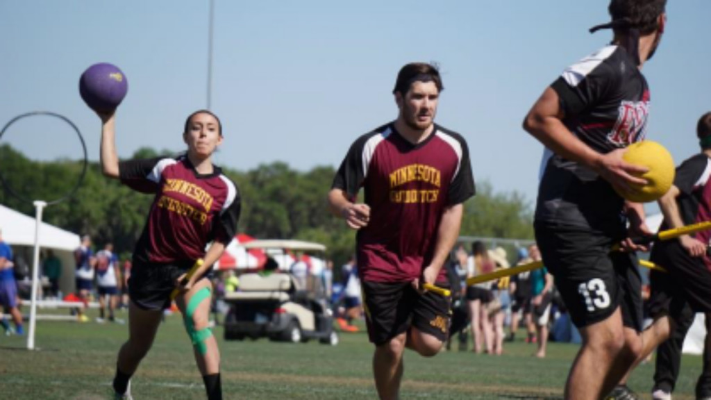 U.S. Quidditch Regionals come to Madison this weekend