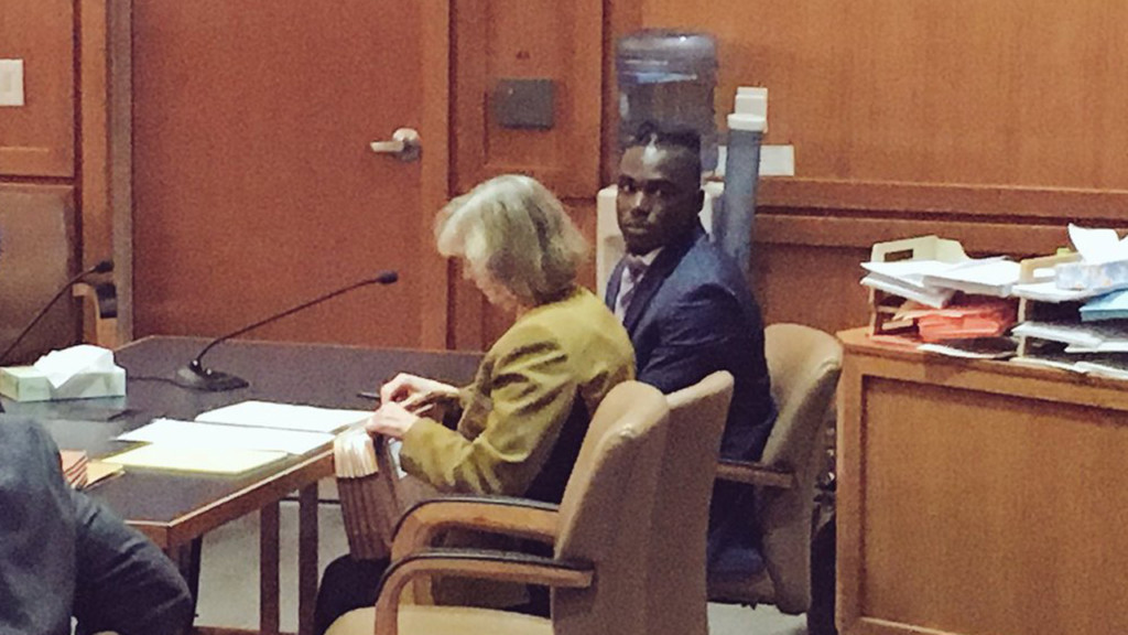 'I was in shock': Second accuser takes the stand in trial of former UW football player