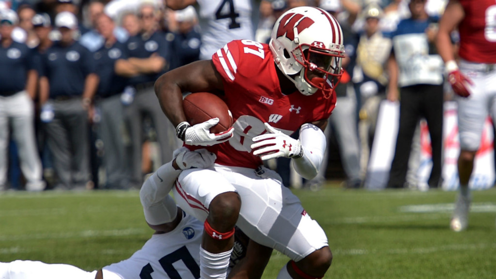 Badgers player Cephus gets $5K signature bond on sexual assault charges