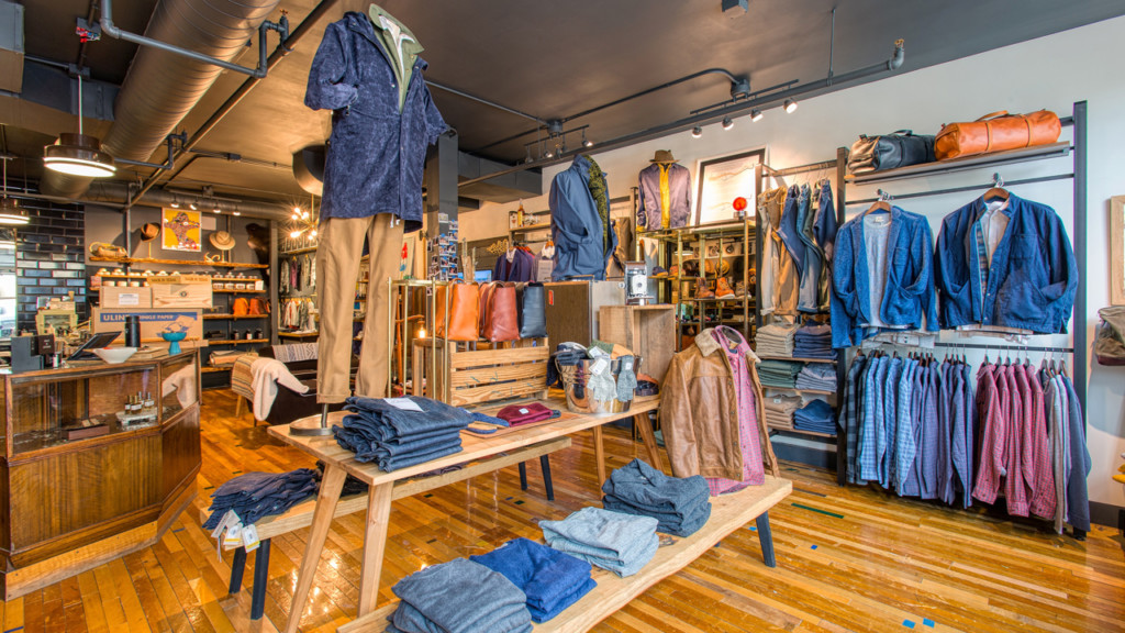 Stylish clothing found at new elevated men's store in Middleton