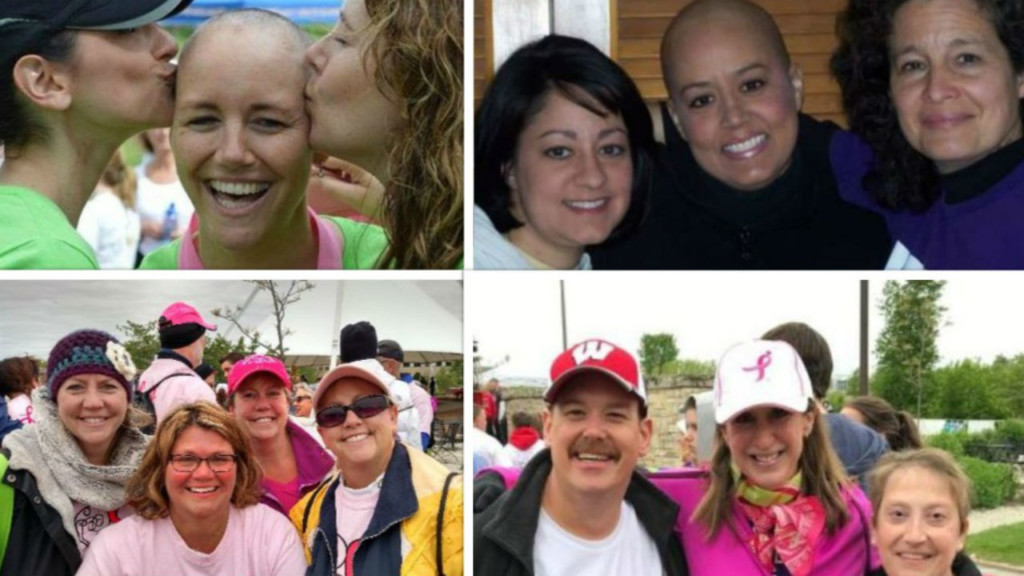 Survivors, supporters, and forever fighters refuse to let disease define them as they race