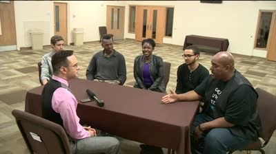 Awaiting Ferguson decision, local young leaders emphasize racial inequality