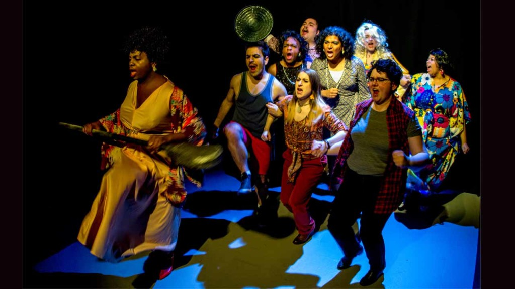 StageQ recreates the Stonewall Riots