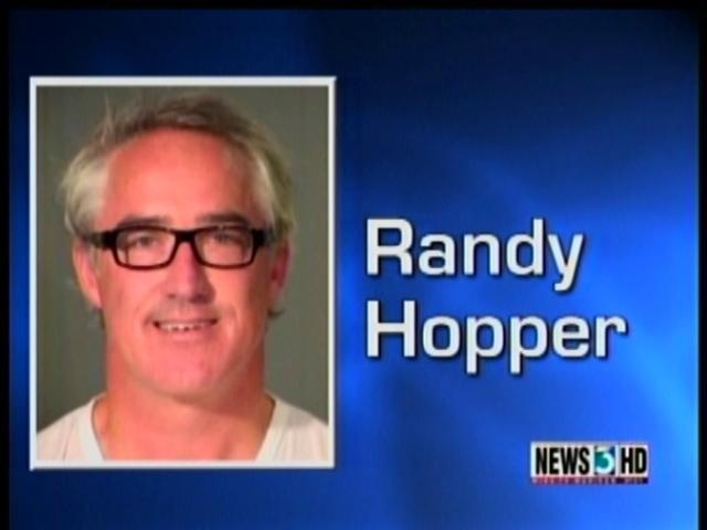 Former Sen. Hopper posts bond, released from jail
