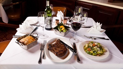Rare brings the big-city steakhouse to Madison