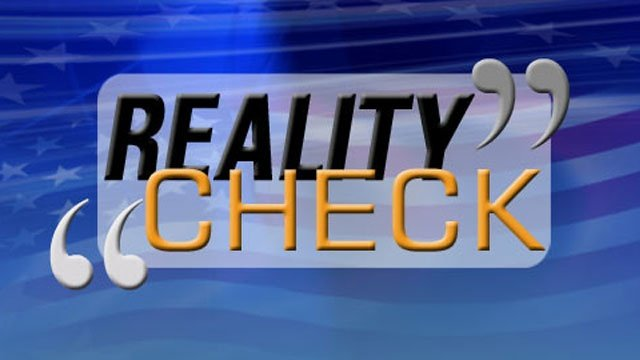 Reality Check: Vacant lot deal in dispute in governor's race