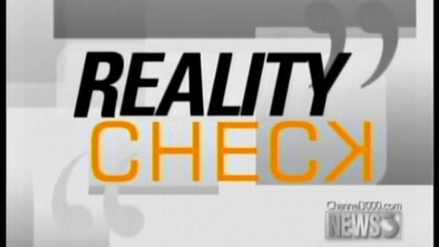 Reality Check: Group attacks Baldwin on health care