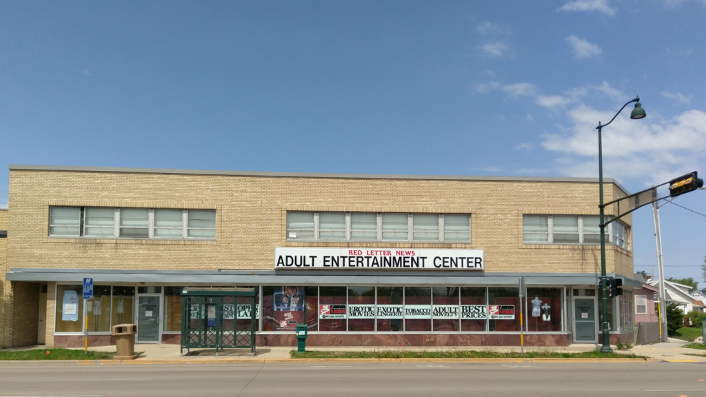 Madison police investigate robberies at 2 adult stores