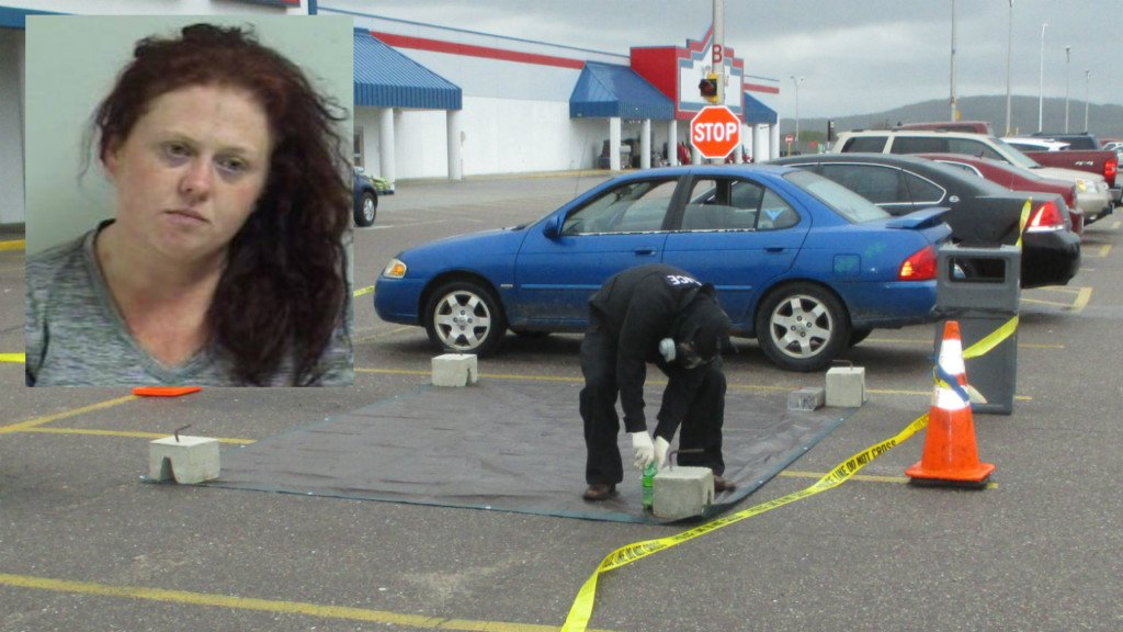 Woman found unresponsive in parked car faces drug charges, police say